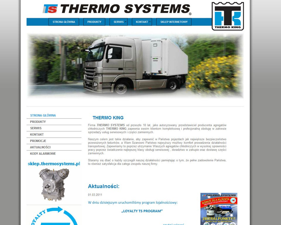 thermosystems